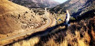 Up The Mountain :: Montana Photographer