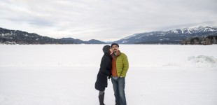 February on Ice :: Montana Photographer