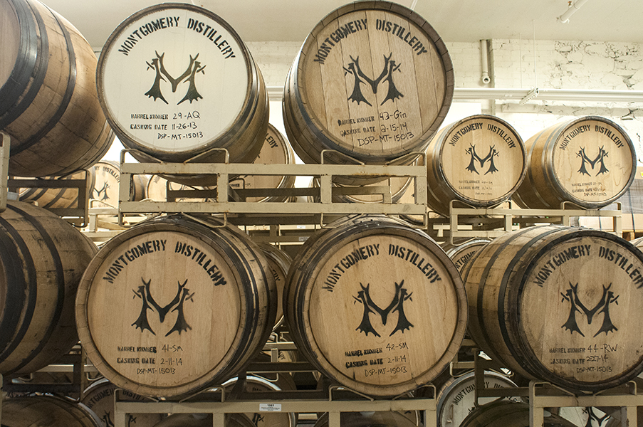 Montgomery Distillery Whiskey Jessica Lowry Montana Editorial Photographer