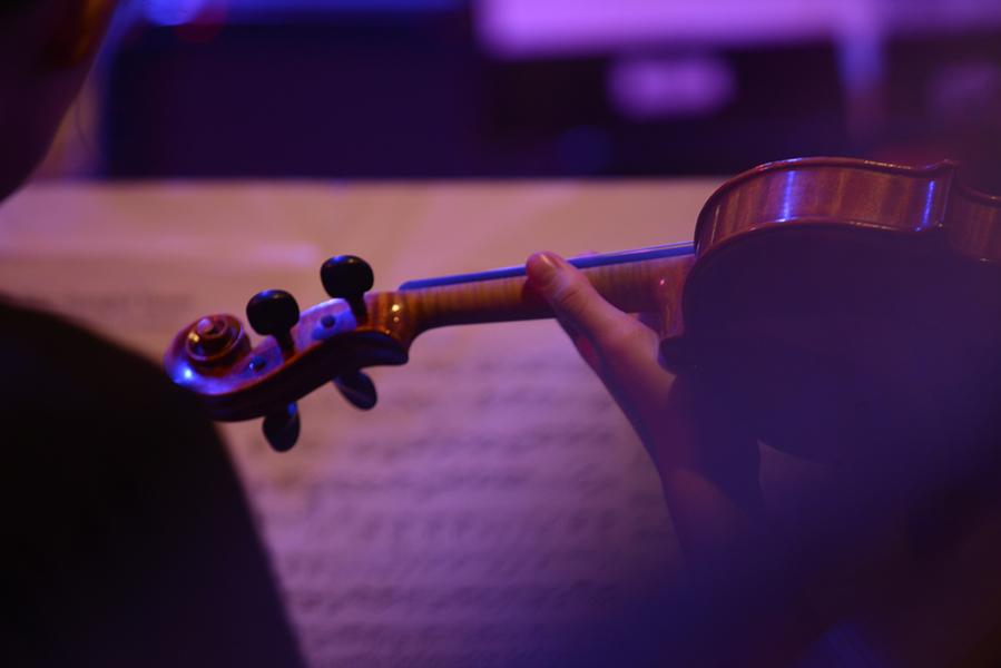 Missoula, Montana Symphony Orchestra Photographed by Jessica Lowry