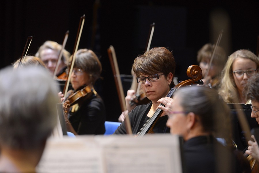 Missoula, Montana Symphony Photographed by Jessica Lowry