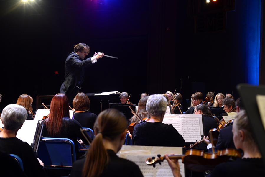 Missoula, Montana Orchestra Photographed by Montana Photographer Jessica Lowry