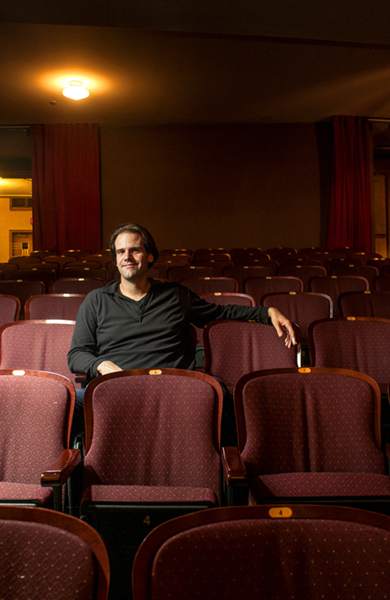 Symphony Conductor Photographed by Missoula, Montana Photographer Jessica Lowry